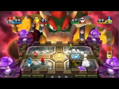 Mario Party 9 Master Difficulty All Mini-Games Gameplay Part 5
