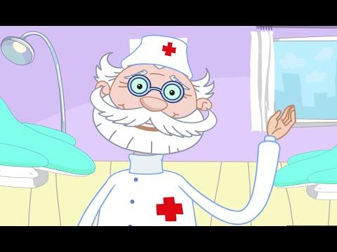 Добрый доктор Стоматолог мультфильм детям про зубы (видео)