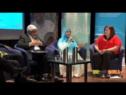 Gambhir Watts and Mahboba Rawi on money, awareness and activism