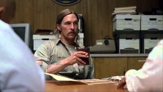 Start asking the right fucking questions- True Detective scene - YouTube