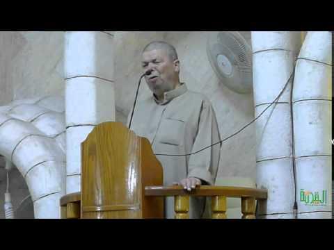 خطبة الجمعة لفضيلة الشيخ عبد الله 25/7/2014