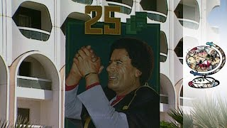 Gaddafi's 25 Years In Power (1994): An honest portrayal of life in Libya after 25 years under Gaddafi. For similar stories, see: ...