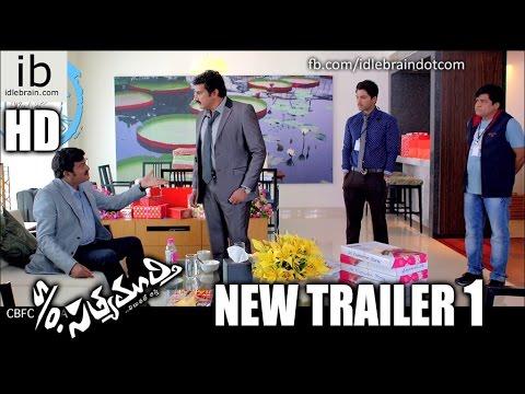 So Satyamurthy new trailer 1  idlebraincom
