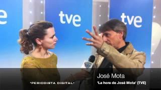 Entrevista a José Mota. 14 octubre 2011