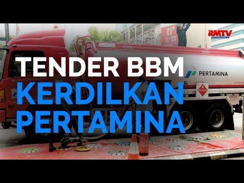 Tender BBM Kerdilkan Pertamina