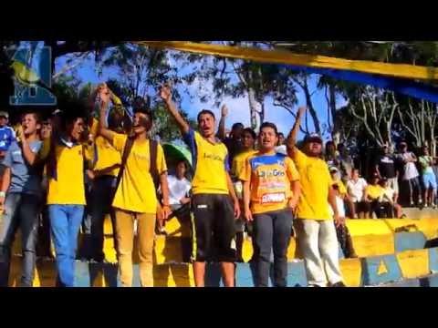 La Fiel Amarilla,Once Municipal en el Nido Canario - La Fiel Amarilla - Once Municipal