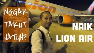 Video NEKAT NAIK LION AIR | VLOG #61 MP3, 3GP, MP4, WEBM, AVI, FLV November 2018