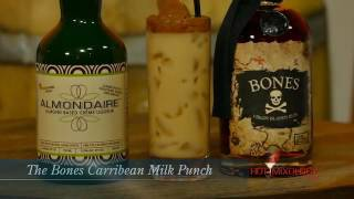 The Bones Carribean Milk Punch