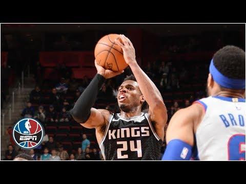 Video: Buddy Hield's buzzer-beater overshadows Blake Griffin's big game | NBA Highlights
