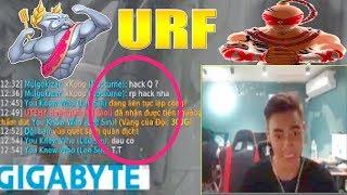 GAM Levi  Xách Leesin đi quẩy URF Levi bị dọa tố cáo Hack Q vì ăn hết mạng của đồng đội. ▻TẠO ĐỘNG LỰC CHO KÊNH...