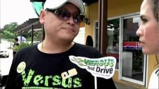Versus Test Drive 2011-MITSUBISHI LANCER EX