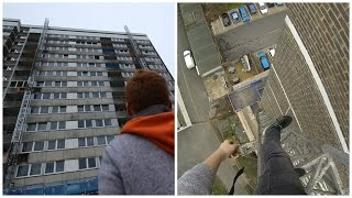 Dumbleton United Kingdom  City pictures : Climbing the Dumbleton Towers in Southampton | Ally Law