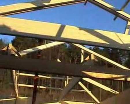 comment construire un hangar