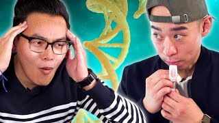 Video Asian Americans Take A DNA Test MP3, 3GP, MP4, WEBM, AVI, FLV Juli 2018