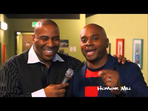 Behind The Scenes At Shaq Comedy All Star Jam- An Interview With Tony Roberts!