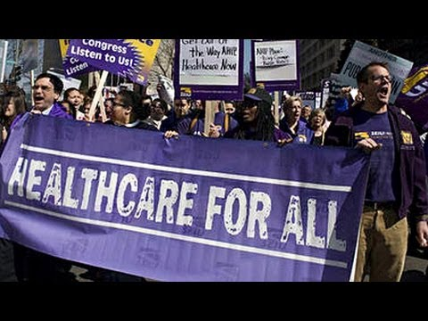 health insurance - Dr. Margaret Flowers and Kevin Zeese: Obama care will not put an end to medical bankruptcies - 80% of people going bankrupt due to healthcare costs had insur...