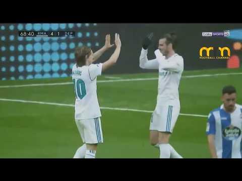Real Madrid vs Deportivo La Coruña 7 1  All Goals & Highlights ●21 01 2018 HD