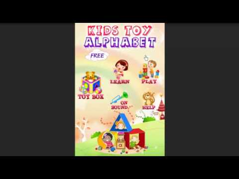 Video of Kids Toy Alphabet Free