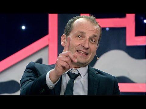 Kabaret Moralnego Niepokoju – Tusk przyjeżdża z Brukseli