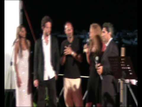 Ischia Film Festival - serata conclusiva  - Prima Parte