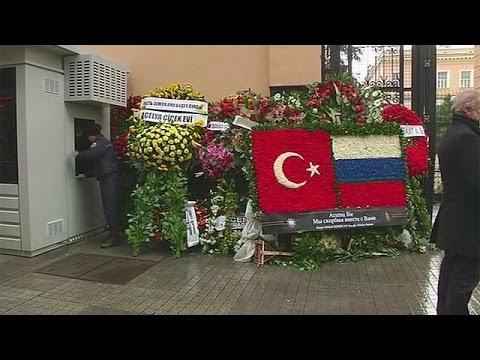 Ερντογάν: «Μέλος του δικτύου Γκιουλέν ο δολοφόνος του Ρώσου πρέσβη»