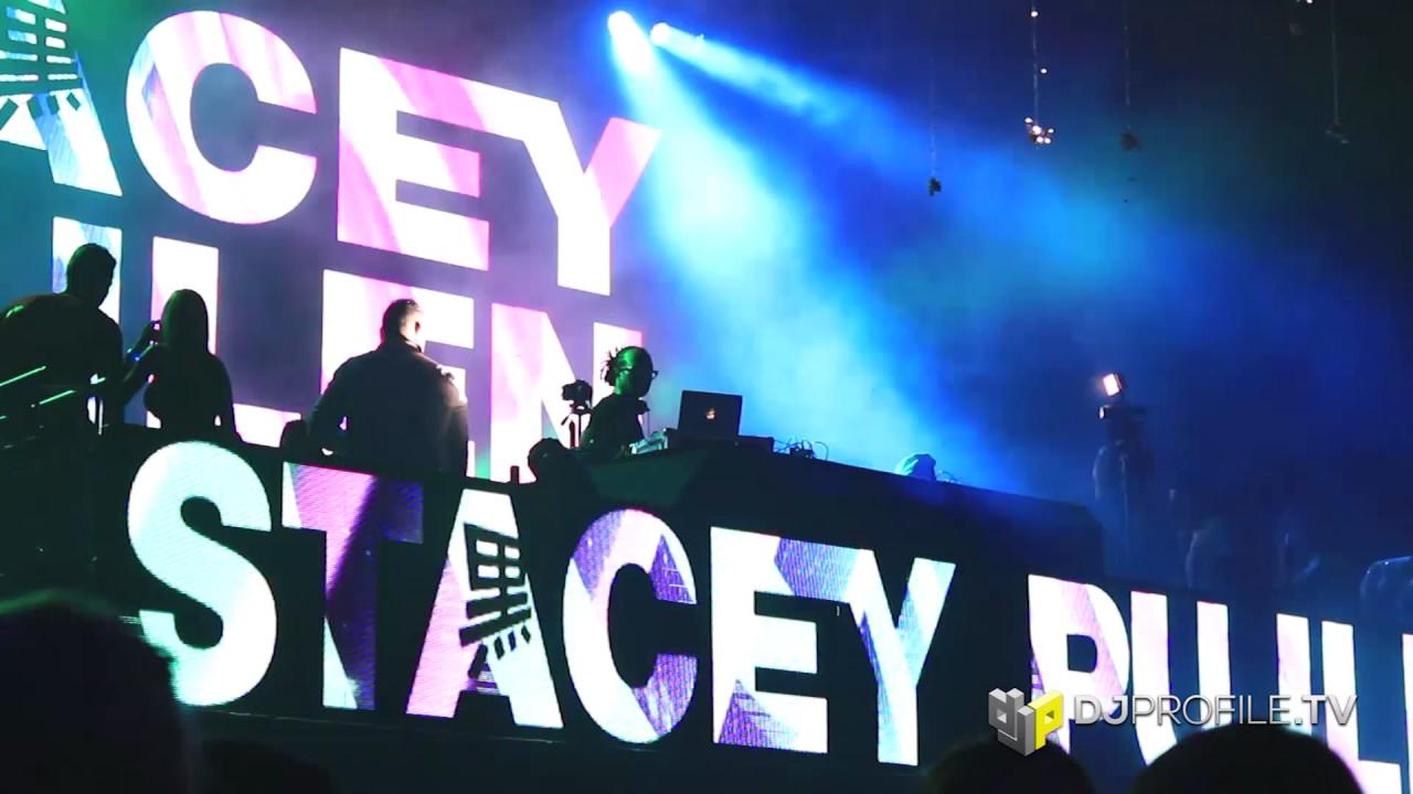 Stacey Pullen - Live @ Moon Festival, Tucacas 2016