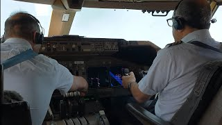 Video HEAVY BOEING 747 TAKEOFF FROM ATLANTA.  long run on the runway from V1 to Vr MP3, 3GP, MP4, WEBM, AVI, FLV Maret 2019