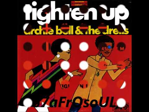 ✿ ARCHIE BELL & THE DRELLS - Tighten Up (1968) ✿