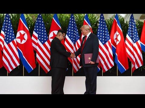 USA / Nordkorea: Trump und Kim treffen sich in Hanoi