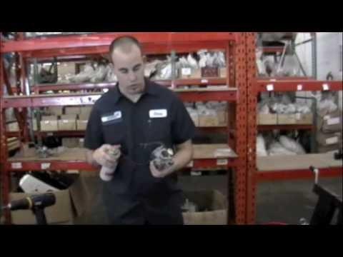 Carburetor Cleaning