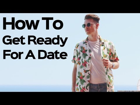 Mens hairstyles - MENS GROOMING ROUTINE 2018 [ DATE NIGHT GET READY WITH ME] NEW