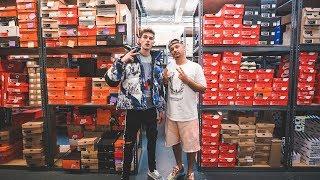 Meeting The Biggest Sneakerhead of America