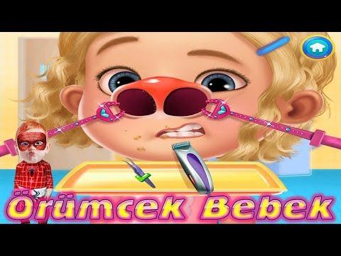 Örümcek Bebek Çocuk Doktoru Oldu Örümcek Bebeğin Komik Videoları İzle