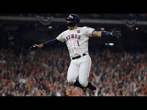 LA Dodgers vs. Houston Astros 2017 World Series Game 5 Highlights | MLB