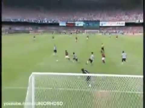 Gol de Andrés Maldonado
