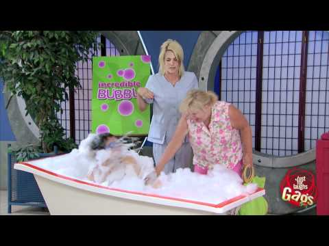 Incredible Bubble Bath Prank