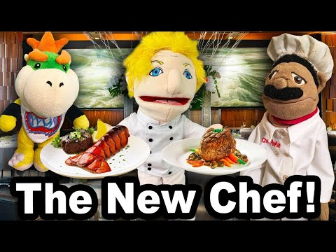 SML Movie: The New Chef [REUPLOADED]