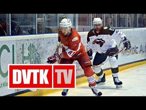 MOL 245 (negyeddöntő 7): DVTK Jegesmedvék - FTC 3-0