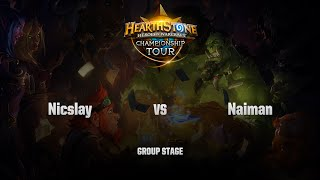 Nicslay vs Naiman, game 1