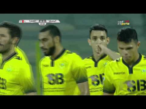 Al Wasl 5 x Dhafra 2 AG Cup 17 11 2015