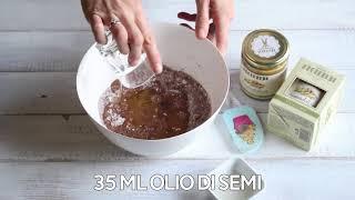 Video Ricetta - Torta Vegan Arancio e Pistacchio