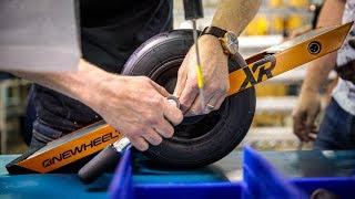 Video Adam Savage Builds a Onewheel Electric Skateboard! MP3, 3GP, MP4, WEBM, AVI, FLV September 2018