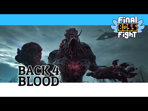 Video thumbnail for Back 4 Blood Beta: Night 1 – Final Boss Fight Live