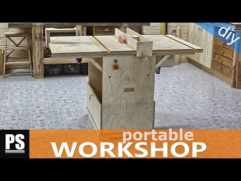 Portable Workshop