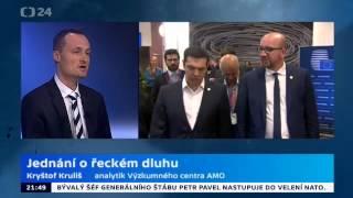 Jednání o řeckém dluhu