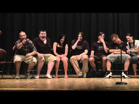 Hypnotist Show in Boston with David Hall