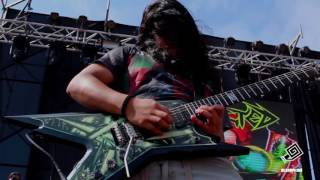 Conflicted 8 Songs Live @Arma Open Air 2015