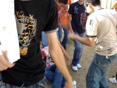 Zuando com bruno em Cedro, na despedida do 9° ano 2008, Colegio são João Batista