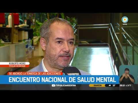 Se realizó el Encuentro Nacional de Salud Mental y Adicciones