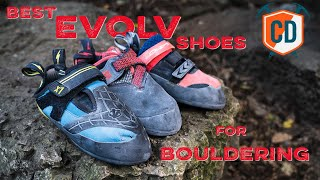 Which EVOLV Climbing Shoes Are Best For Bouldering? | Climbing Daily Ep.1534 by EpicTV Climbing Daily